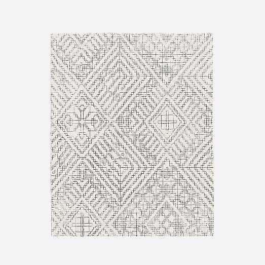 Stone Tile Rug, 8 x 10 - West Elm