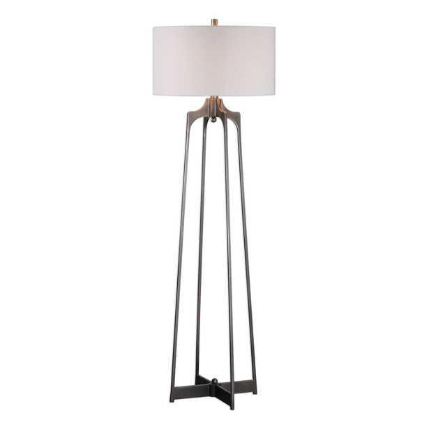 Adrian Floor Lamp - Hudsonhill Foundry