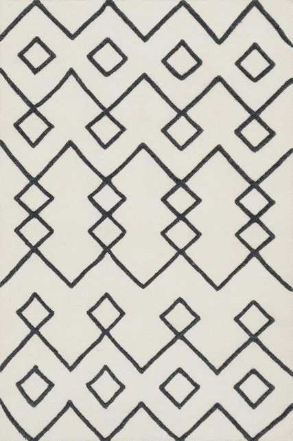 """ADLER Rug IVORY 9'-3"""" X 13' - Loma Threads"""