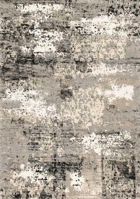 """VIERA Rug GREY 7'-7"""" X 10'-6"""" - Loma Threads"""