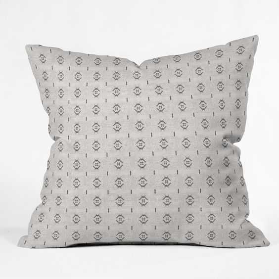 "LA ISLA Outdoor Throw Pillow - 20"" x 20"" - Wander Print Co."