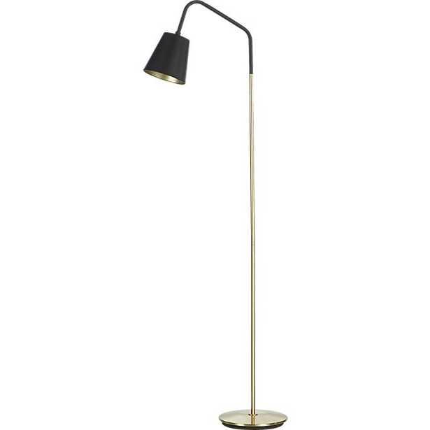 Crane floor lamp - CB2