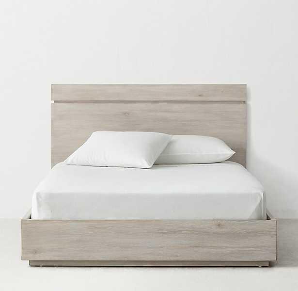 GRIER PLATFORM BED - FULL - RH