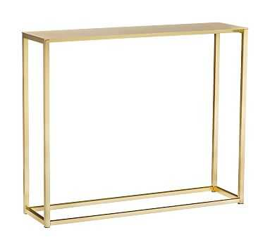 """Hoffman Console Table, 36"""" - Pottery Barn"""