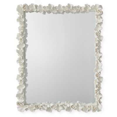 AERIN Coral Wall Mirror - Williams Sonoma