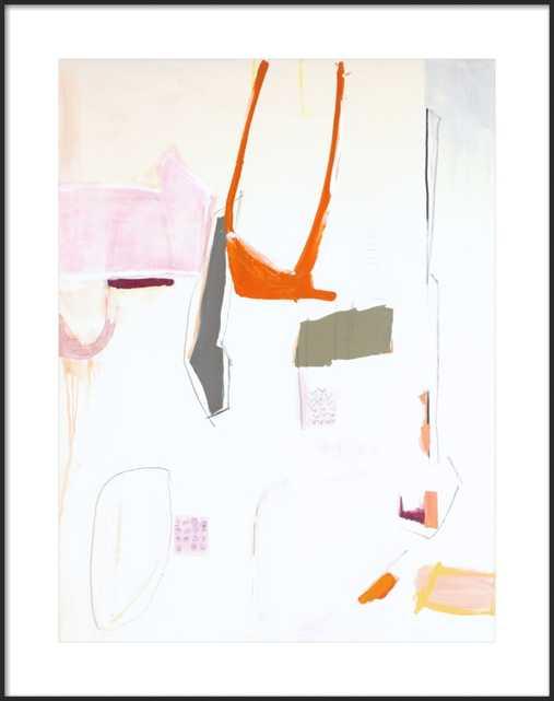 Persimmon Rains by Holly Addi - Artfully Walls