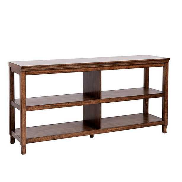 Morgan Low Bookcase - Ballard Designs