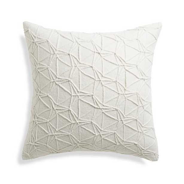 """Cerci 18"""" Throw Pillow - Crate and Barrel"""