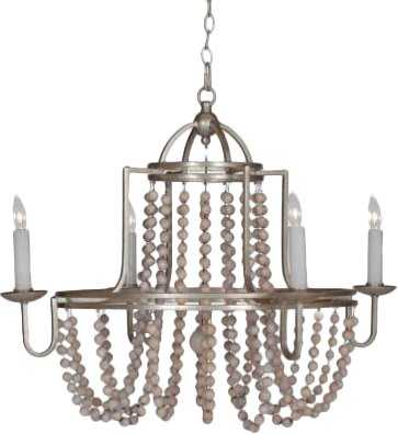 Gabby Sonya 4-Light Candle Style Chandelier - Perigold