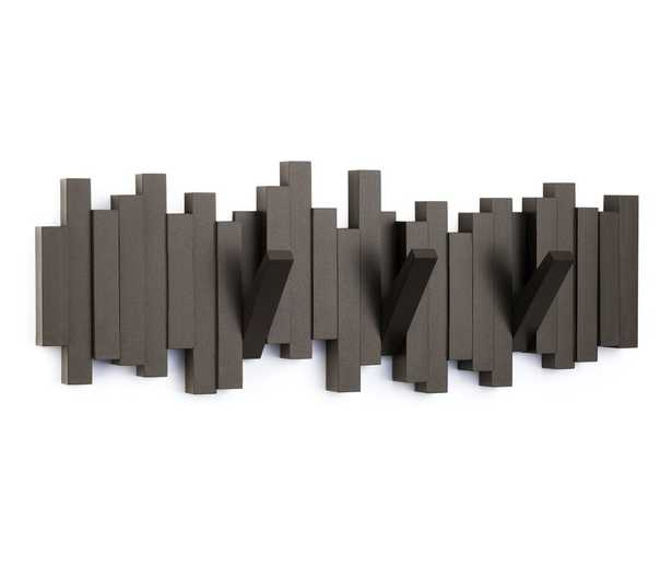 Sticks Wall Mounted Coat Rack - Wayfair