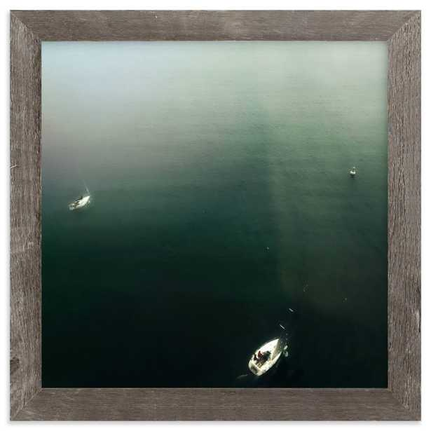 """Boating- 16"""" x 16"""" - Minted"""