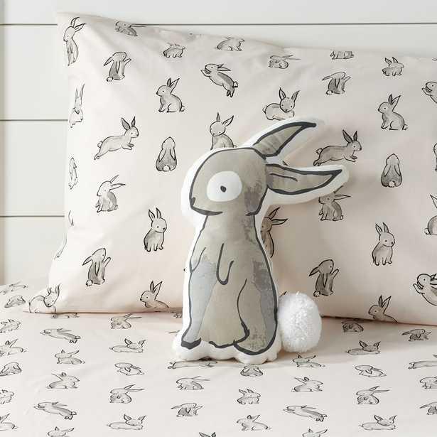 Bunny Throw Pillow - Crate and Barrel