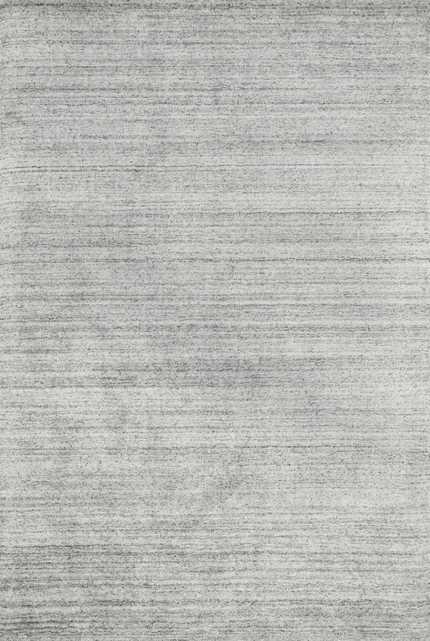 "BARKLEY - SILVER - 7'-6"" x 9'-6"" - Loma Threads"