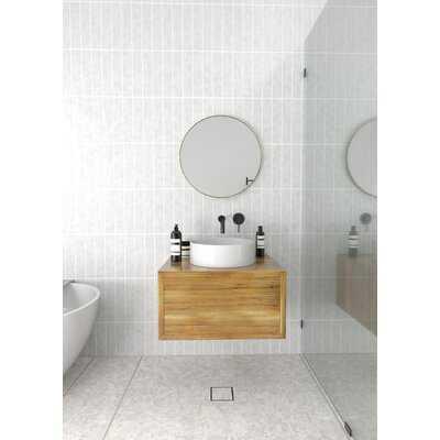 Modern Bathroom Mirror - Wayfair
