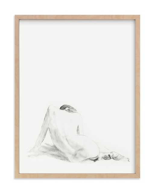 Nude Study Art Print - Minted