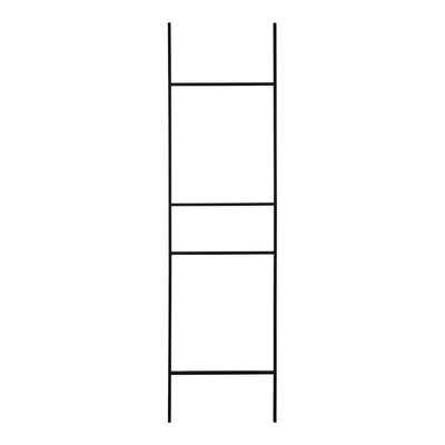 Metal Leaner 5.5 ft Blanket Ladder - AllModern