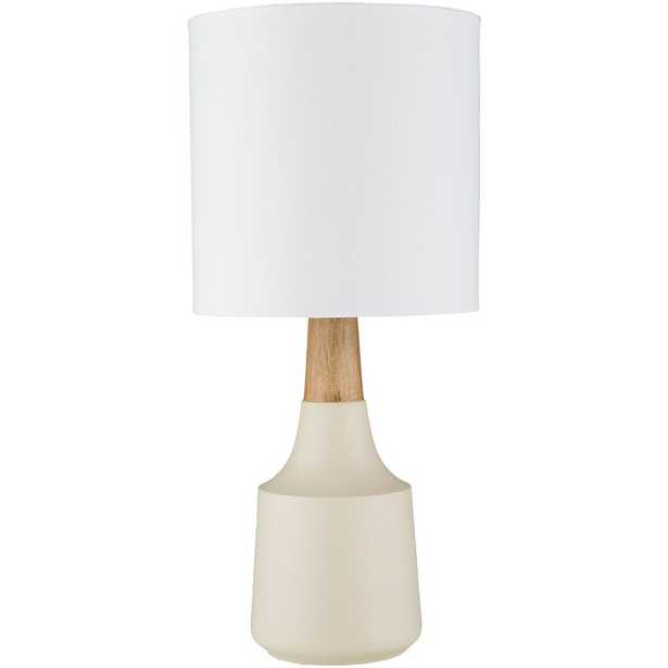 Artistic Weavers Layla 17.5 in. Natural Indoor Table Lamp - Home Depot