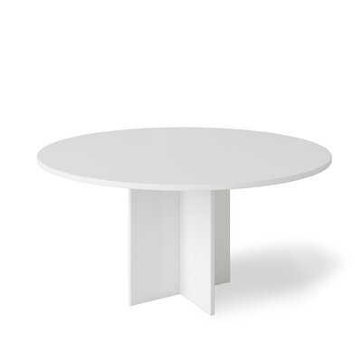 Monee Round Meeting Table - Wayfair