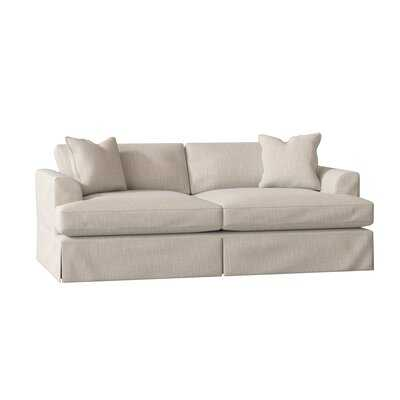 "Lindahl 75"" Recessed Arm Sofa - Birch Lane"