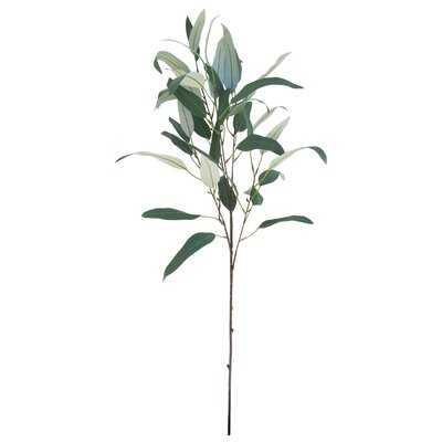 "38"" Artificial Eucalyptus Branch (Set of 2) - Wayfair"