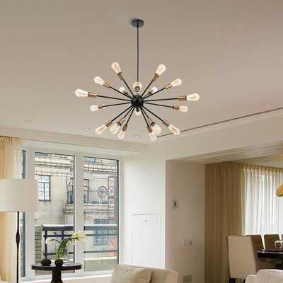 Additri 18 - Light Sputnik Sphere Chandelier - Wayfair