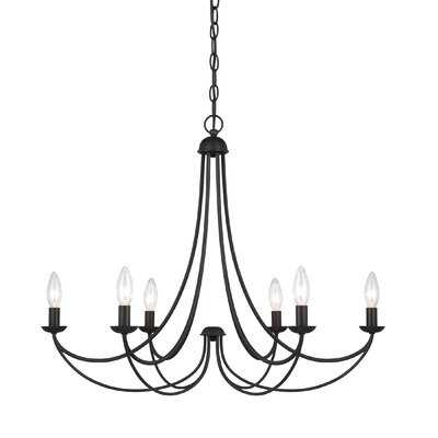 Norberto Candle Style Classic / Traditional Chandelier - Wayfair