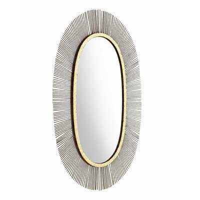 Juju Glam Accent Mirror - Wayfair
