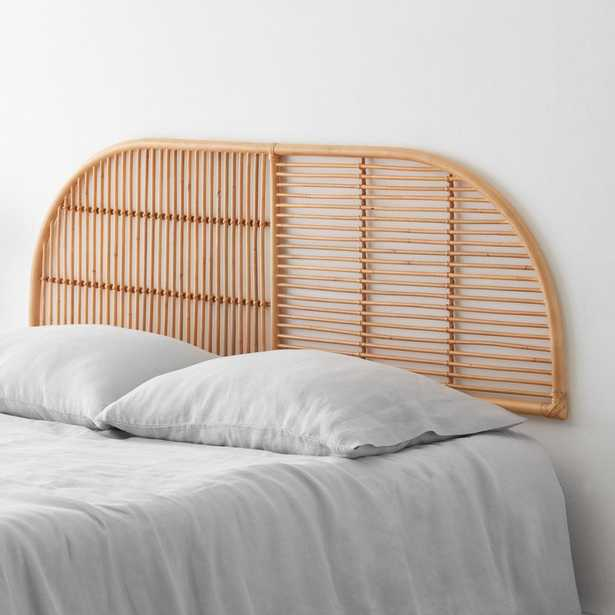 Java Rattan Headboard - Full/Queen By The Citizenry - The Citizenry