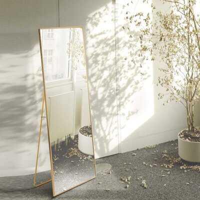 Keagan Modern Full Length Mirror - Wayfair