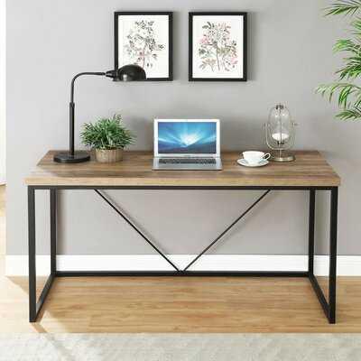 South Perth Reversible Desk - Wayfair