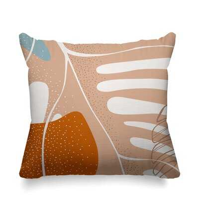 Lula Outdoor Square Pillow Cover & Insert - Wayfair