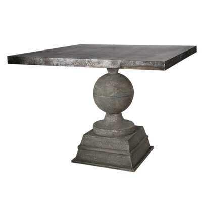 Vatukoula Classic Vintage Table - Gold - Wayfair