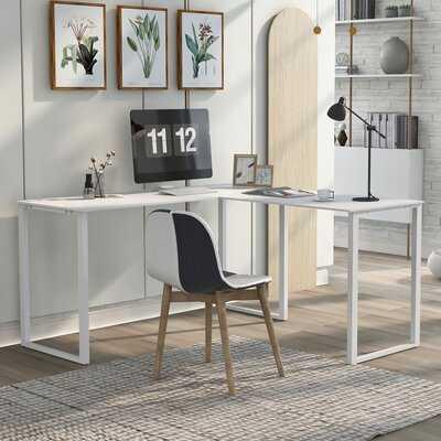 L-Shape Computer Desk - Wayfair