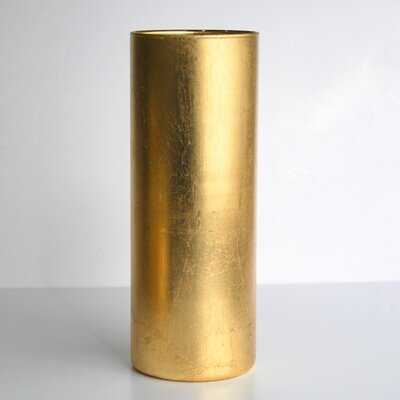 "Adelyn 9"" Cylinder Table Vase - Wayfair"