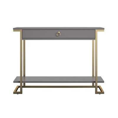 """Camila 41.6"""" Console Table - Wayfair"""