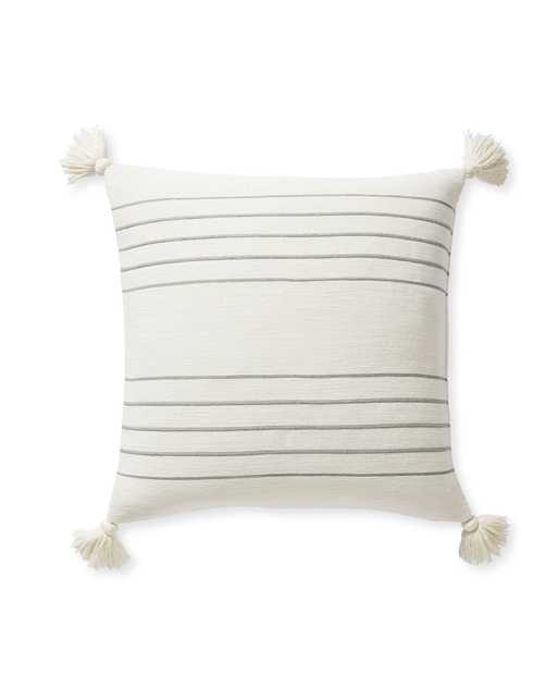 Del Mar Pillow Cover - Serena and Lily