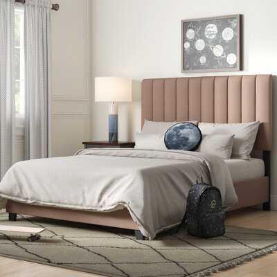 Morgan Queen Upholstered Standard Bed - Wayfair