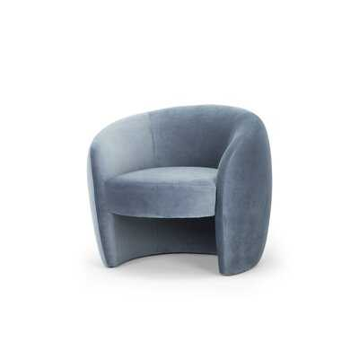 "Althea 24"" Barrel Chair - Wayfair"