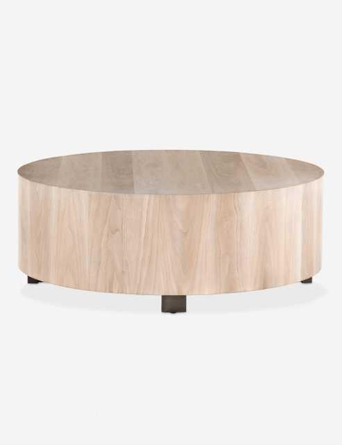 Ishana Round Coffee Table - Lulu and Georgia