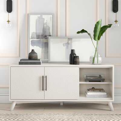 """Abe TV Stand for TVs up to 70"""" - Wayfair"""
