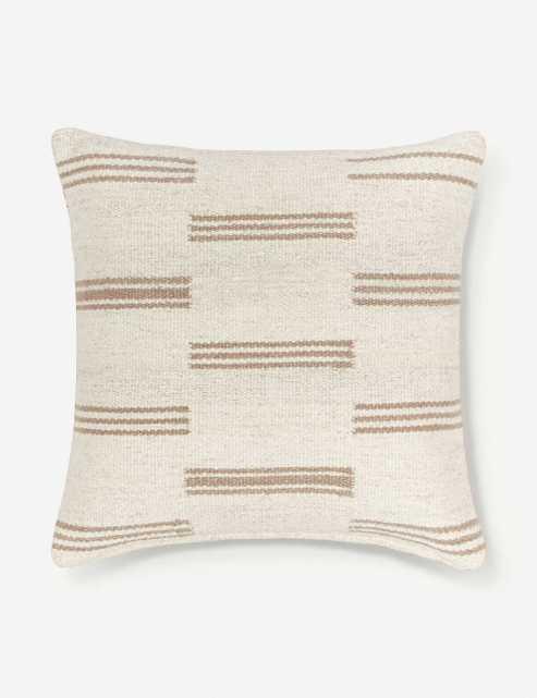 Stripe Break Pillow By Sarah Sherman Samuel - Lulu and Georgia