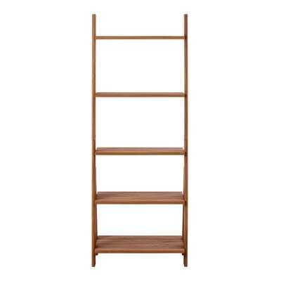 """Shrum 65"""" H x 25"""" W Ladder Bookcase - Wayfair"""