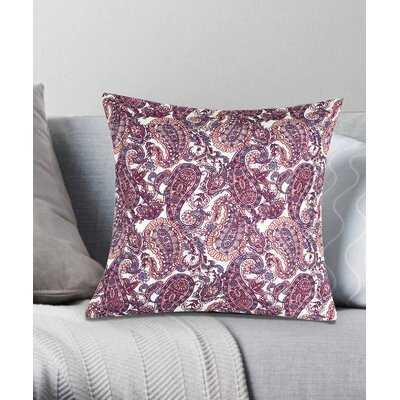 Aithley Square Pillow Cover & Insert - Wayfair