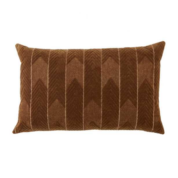 """Bergen Lumbar Pillow, 24"""" x 16"""" - Haldin"""