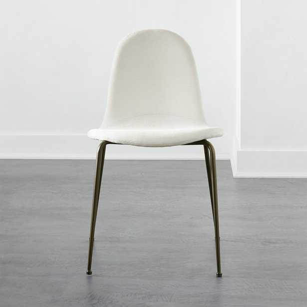 Corra Rounded Dining Chair - CB2