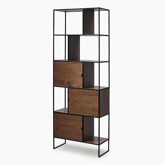 Callista Bookshelf, Five - West Elm