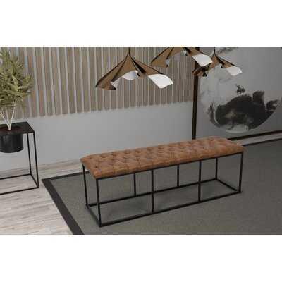 Hiorulf Upholstered Storage Bench - Wayfair