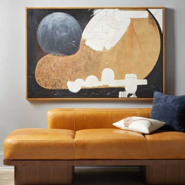 Moonscape Painting - CB2