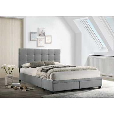 Ironwood Upholstered Storage Platform Bed - Wayfair