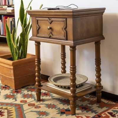 Wilks End Tables with Storage - Wayfair